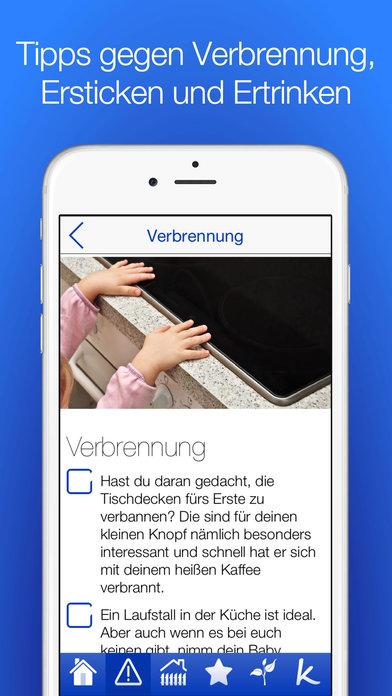 Baby Sicherheit Checklisten PRO Screenshots