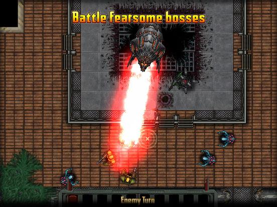 Templar Battleforce RPG Full Game HD screenshot 8