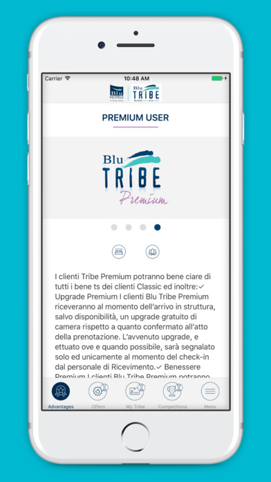 Blu Tribe screenshot 4