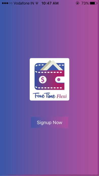 Fonetime Flexi screenshot