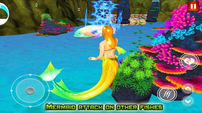 Mermaid Simulator 2 screenshot 2