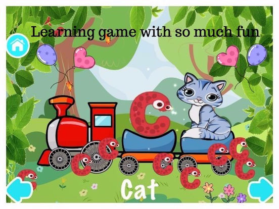 ABCD Kids Learning screenshot 5