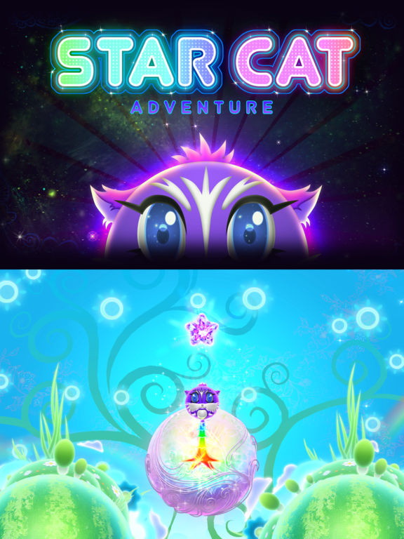 STAR CAT Adventure Screenshots