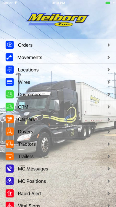 Meiborg Inc screenshot