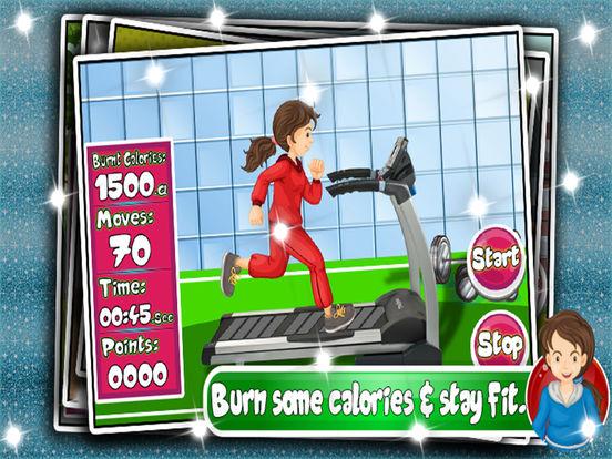 Princess Royal Fitness Workout screenshot 6