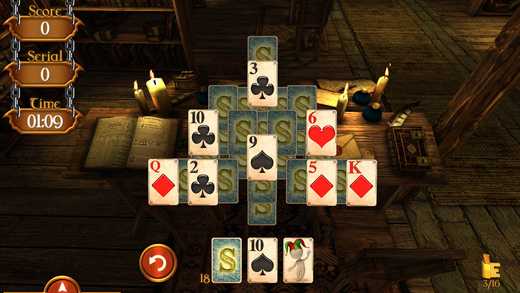 Solitaire Dungeon Escape Screenshots