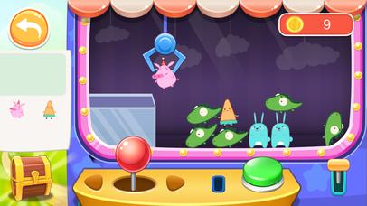 粉红小猪抓娃娃-益智游戏 screenshot