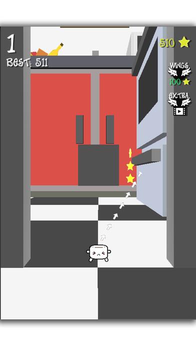 Marshmallow Boy screenshot 2