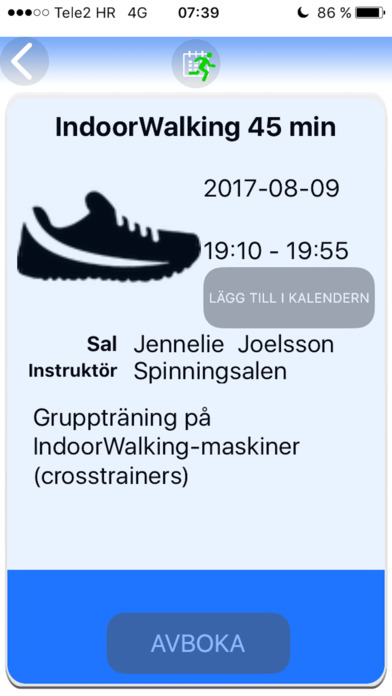 Gymbörsen screenshot 4