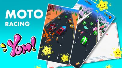 我的像素赛车:都市极速飞车游戏大全 screenshot 2