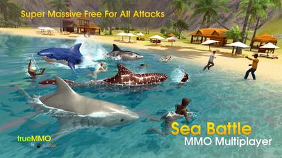 Sea Battle MMO Multiplayer screenshot 2