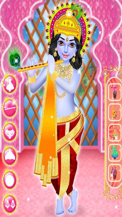Radha Krishna Fashion Makeover screenshot 2