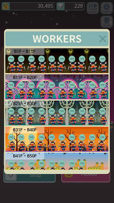 Infinity Dungeon Evolution Скриншоты5