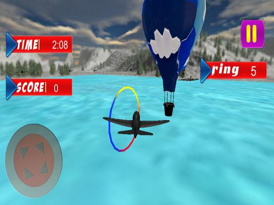 Airplane Flying Simulator screenshot 9