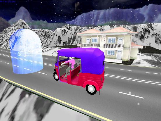 Xtreme Drive Tuk Tuk Rickshaw screenshot 6