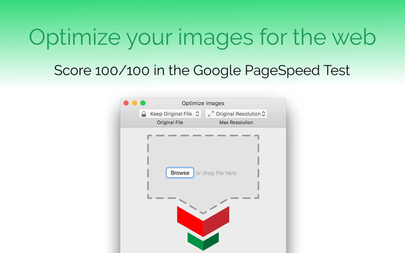 Optimize Images for Mac