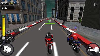 Motorcycle Race Stunt Attack 3d screenshot 1