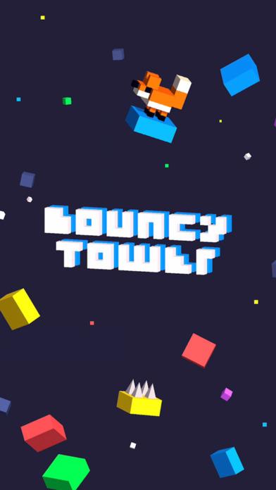 Bouncy Tower Screenshot
