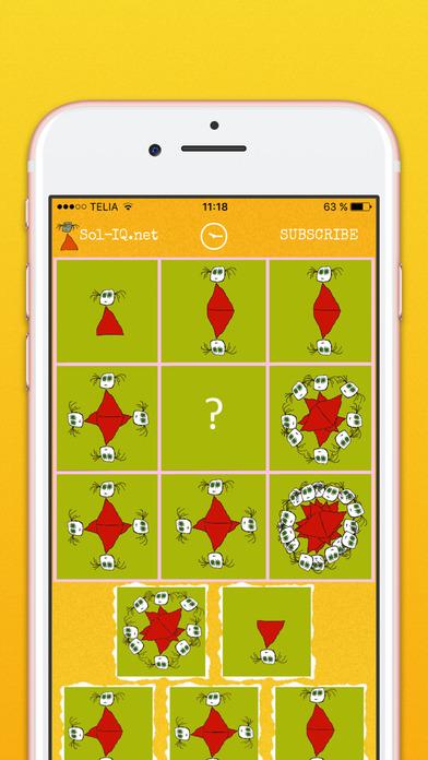 Sol-IQ screenshot 4