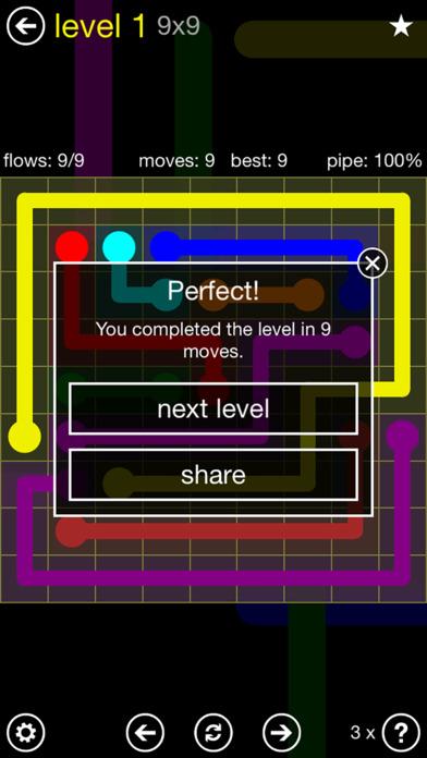 Flow Free screenshot