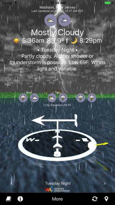 Weather VR Screenshots
