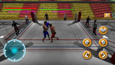 Боксерская революция 2017 3D Punch Boxing Скриншоты4