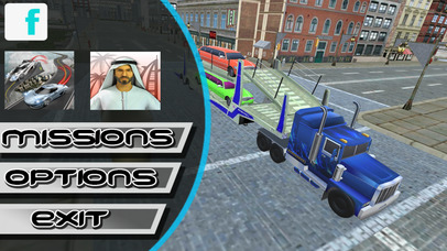 Impossible Limo Truck Driver screenshot 1