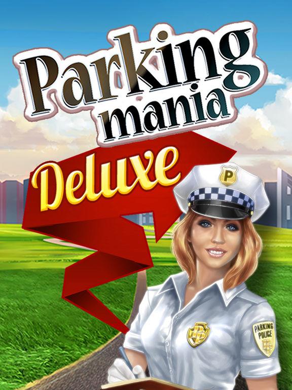 Игра Parking Mania Deluxe