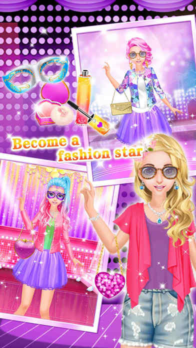 Fashion Salon - Star Girl screenshot 2