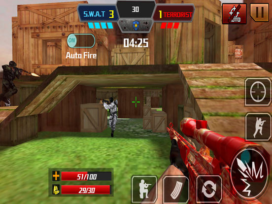 стрельба снайпер fps - 3d шутер Скриншоты7