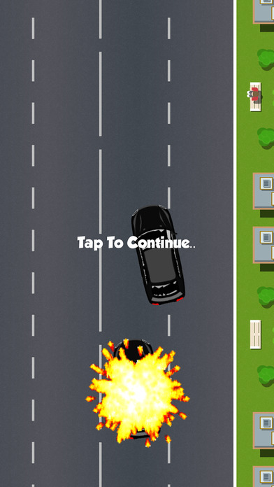 Royle Taxi Ride Highway Crash screenshot 3