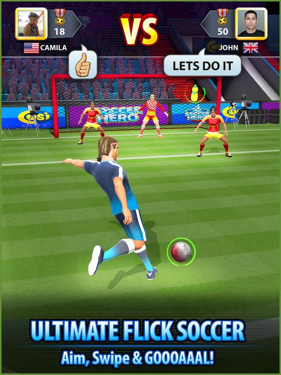 Soccer! Hero screenshot 7