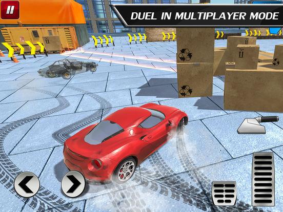 Car Drift Duels: Roof Racing screenshot 6