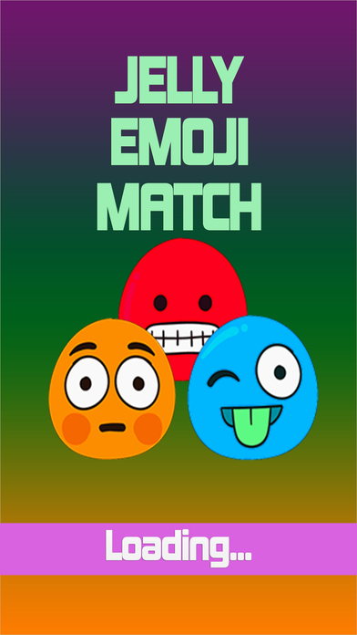 Jelly Emoji Match screenshot 1