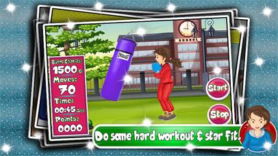 Princess Royal Fitness Workout screenshot 5