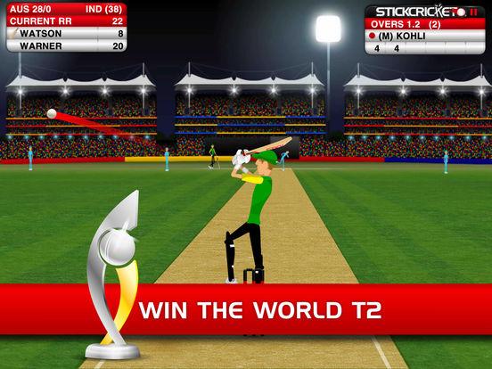Stick Cricket - HD Screenshots