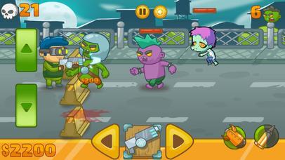 Zombie Defense Battle 2017 screenshot 2