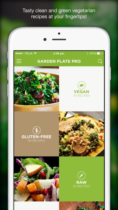 Garden Plate Pro Screenshots