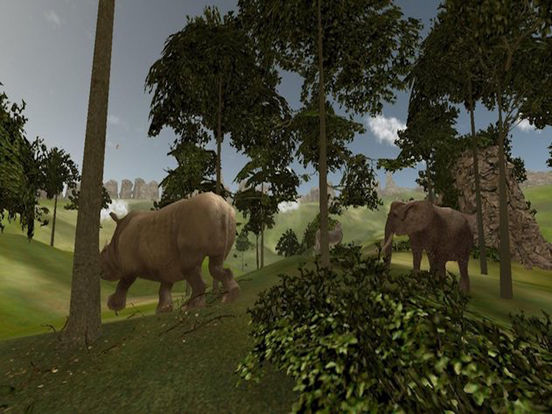 VR Wild Hunter adventure 3D screenshot 3