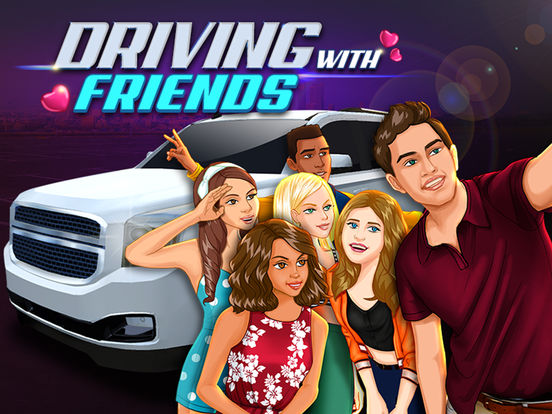 Driving with Friends screenshot 10