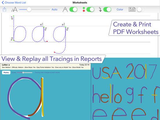 Writing Wizard for Kids Screenshots