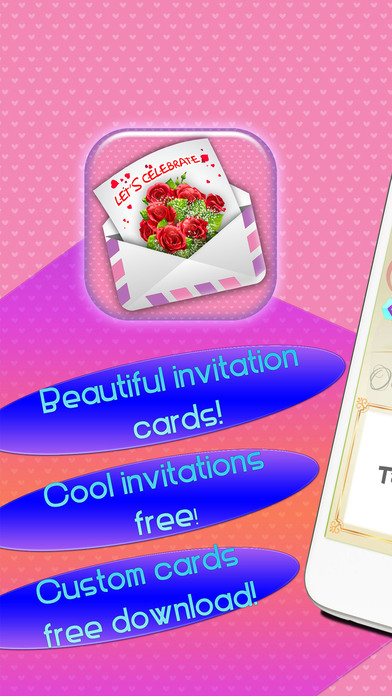Invitation Card Maker For All Occasions – Happy Birthday Party