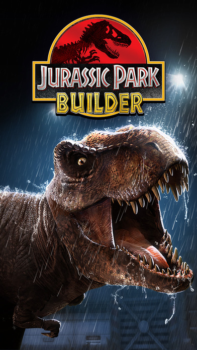 Screenshots of Jurassic Park™ Builder for iPhone