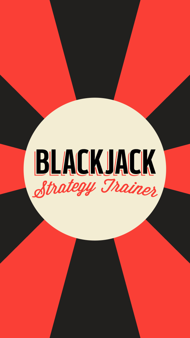 Blackjack Strategy Practice Free screenshot