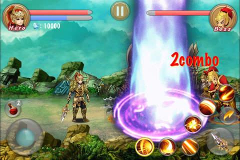 Spear Of Dark - Action RPG screenshot 3
