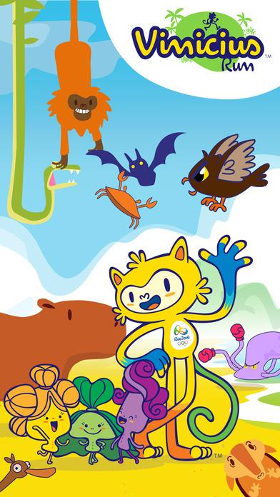 Rio 2016: Vinicius Run Screenshot