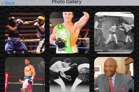 Boxing Photos and Video Galleries FREE screenshot 4