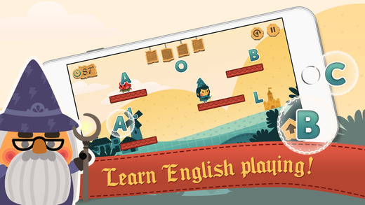 SpellSwords: English for Kids Screenshots