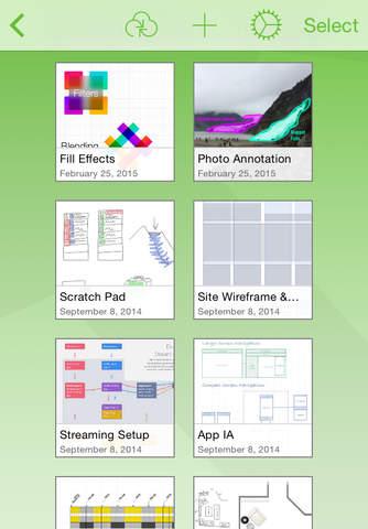 OmniGraffle 2 screenshot 3