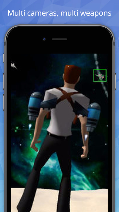 Real Rocketeer screenshot 3
